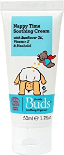 Buds Organics Buds Soothing Organics Nappy Time Soothing Cream, 1.7 fl.oz