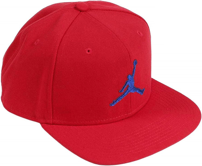55% OFF Jordan Pro Jumpman Online limited product Snapback Adult Cap Unisex Red Hat Blue
