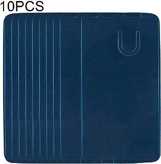 الهاتف المحمول قطع الغيار الأخرى 10 PCS Front Housing Adhesive for HTC One X إصلاح أجزاء أخرى