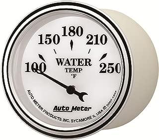 Auto Meter 1237 Old Tyme White II 2-1/16