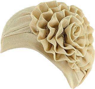7ed1ec102d682a QingFan Muslim Stretch Turban Hat Chemo Cap Hair Loss Head Scarf Wrap Hijab  Cap
