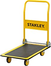 Stanley SXWTD-PC527 150 kg Steel Platform Truck - Yellow