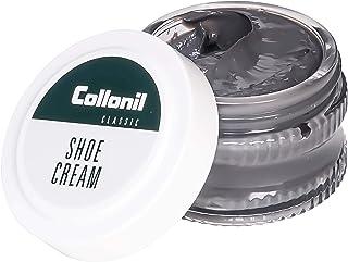 Collonil Shoe Cream, Cirage, Grigio (Medio), 50 ml