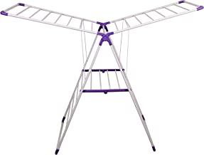 Magna Homewares Advance Purple Series Robusto Cloth Drying Stand