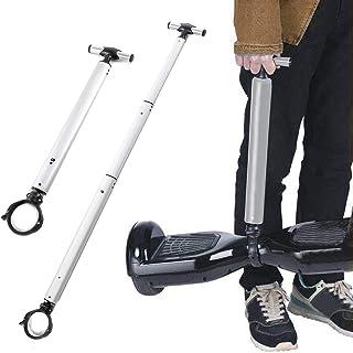 "Virtuemart Manillar de Aluminio Ajustable para Patin Patinete electrico Scooter Hoverboard 6,5""10"""
