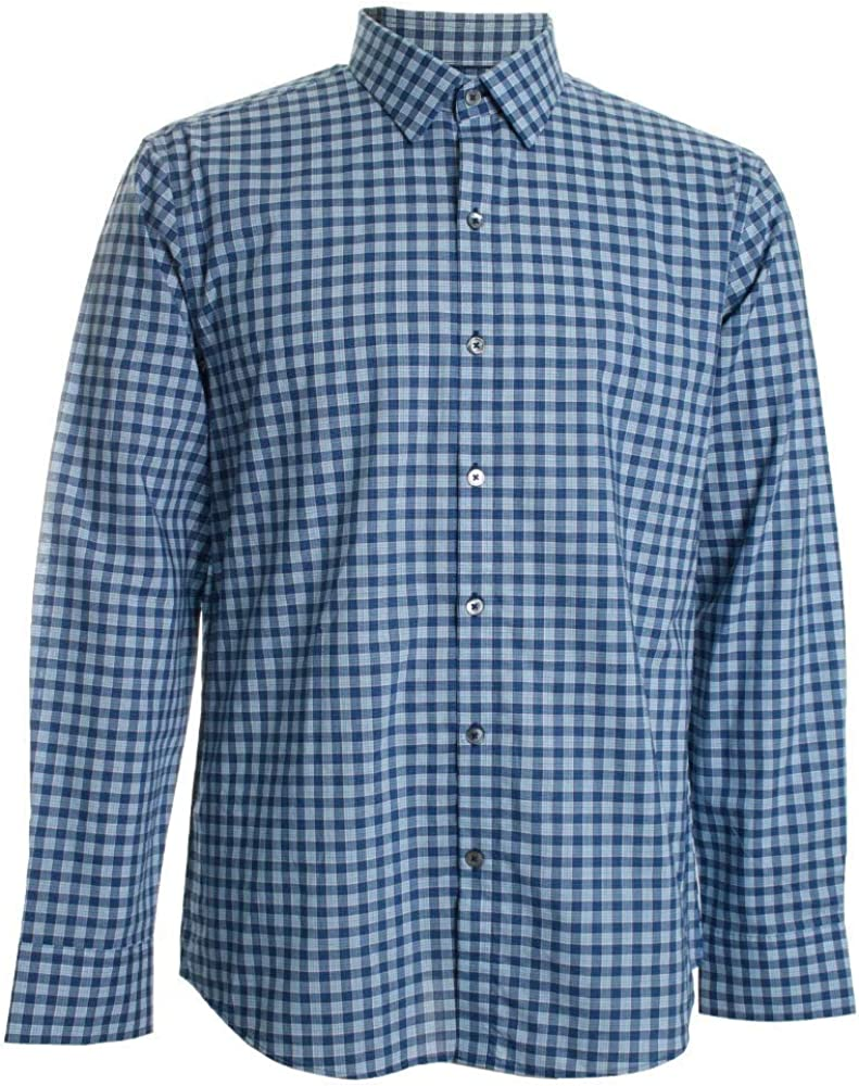Zachary Prell Vandeveere New products world's highest quality popular Plaid Indianapolis Mall Button Down Shirt