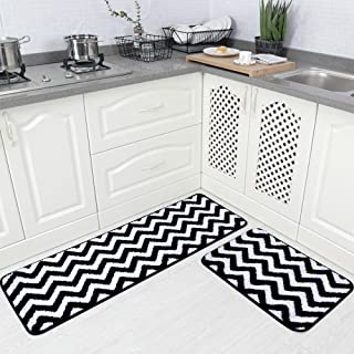 Best black and white chevron carpet Reviews