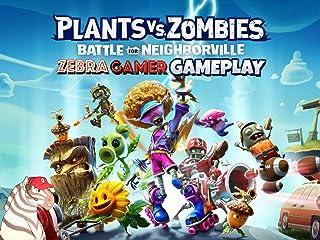 Clip: Plants vs. Zombies Battle for Neighborville Gameplay - Zebra Gamer
