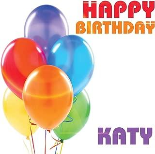Happy Birthday Katy