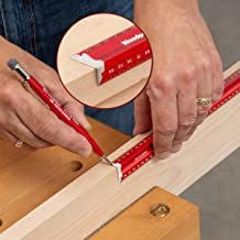product image for Woodpeckers Woodworkers Edge Rule Set - Inch
