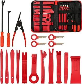 FXWSKY 18Pcs Auto Trim Removal Tool Kit, Auto Upholstery...