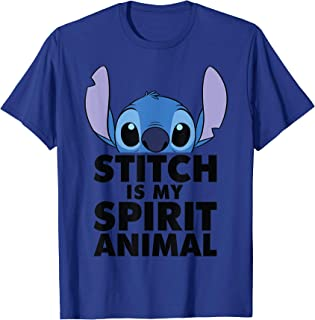 Disney Lilo and Stitch Spirit Animal T-shirt