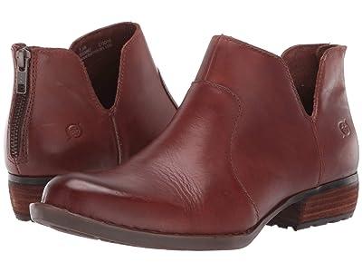 Born Kerri (Brown Full Grain Leather) Women