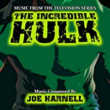 The Incredible Hulk - Music from the Television Series
