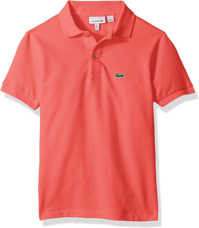 Lacoste Boys Legacy Short Sleeve Classic Pique Polo