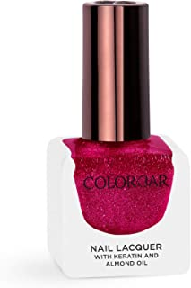 Colorbar Nail Lacquer, Glamour Pink, 12 ml