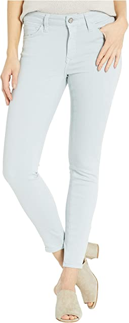 Adriana Ankle Zip Detailed Skinny Ankle