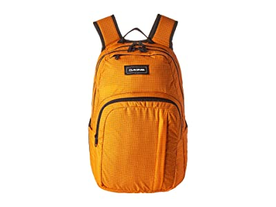 Dakine 25 L Campus Medium Backpack (Orange) Backpack Bags