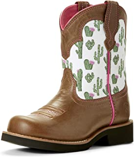 Kid's Fatbaby Bell Western Boot