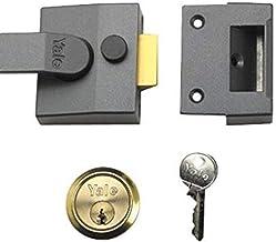 Locks night doors