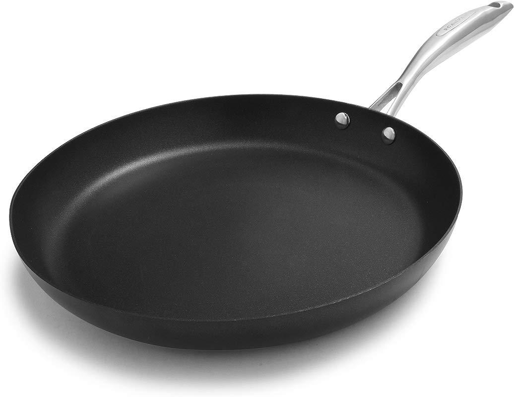Scanpan PRO IQ Nonstick Fry Pan 12 5 Black