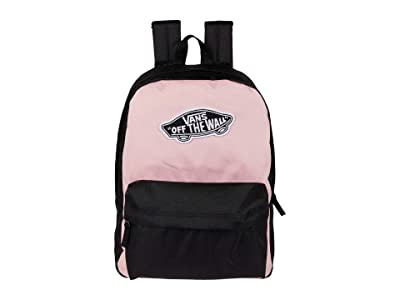 Vans Realm Backpack (Pink Icing) Backpack Bags