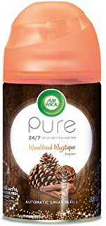 Air Wick Freshmatic Refill Automatic Spray, Woodland Mystique, 1ct, Holiday scent,..