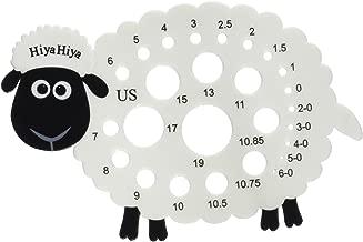 HiyaHiya Knitting Needle Gauge-Sheep