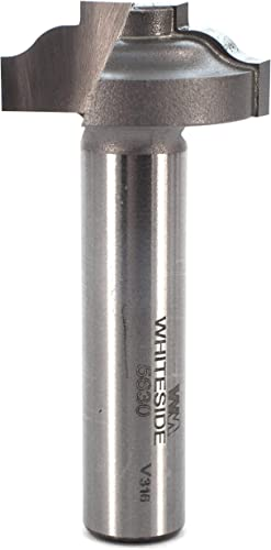 popular Whiteside popular Router Bits 5630 Ogee Stile Profile Bit with 1-1/4-Inch Large Diameter online and 1/2-Inch Shank outlet online sale