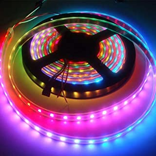 5M 5050 SMD RGB Flexible Strip LED Light Muti Color 12V 300 led Lamp