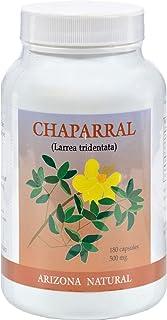 Arizona Natural Resource Chaparral - 500 mg - 180 Capsules