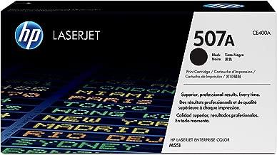 HP 507A   CE400A   Toner Cartridge   Black