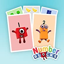 Numberblocks - Card Fun!