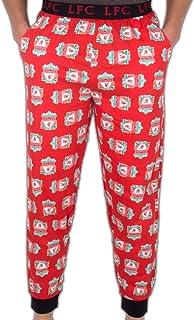 Liverpool FC Official Football Gift Mens Lounge Pants Pyjama Bottoms
