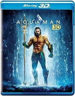 Aquaman [Blu-Ray]+[Blu-Ray 3D] [Region Free] (English audio. English subtitles)