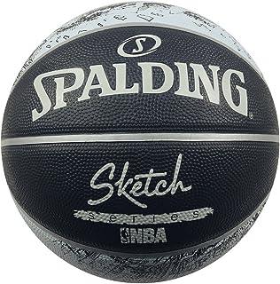 斯伯丁SPALDING篮球 室内室外篮球 7号标准蓝球 橡胶材质 83-534Y