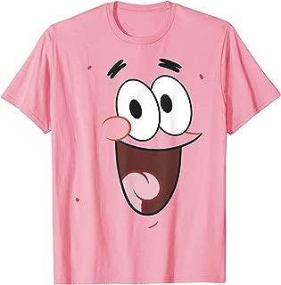 Patrick Face Portrait T-Shirt