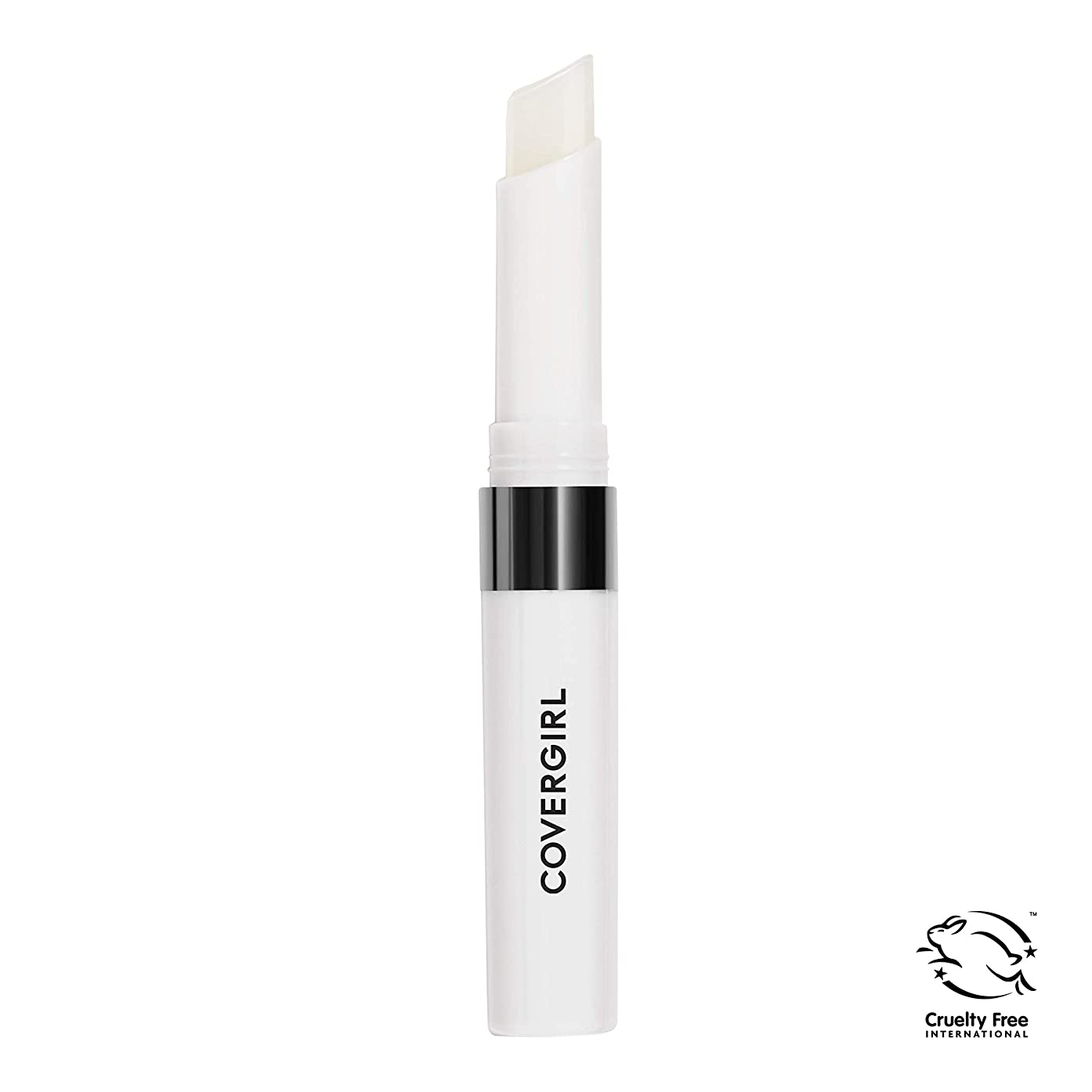 サイクロプス休憩地震COVERGIRL Outlast Lip Color, Top Coat 500 [並行輸入品]