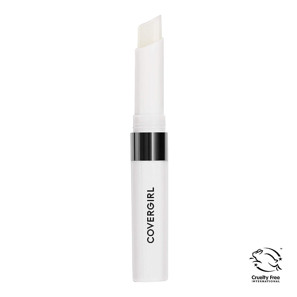 ソーダ水クルーラッドヤードキップリングCOVERGIRL Outlast Lip Color, Top Coat 500 [並行輸入品]