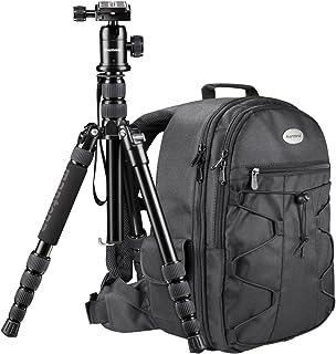Mantona Travel Set - Pack de Accesorios para cámaras Digitales Negro