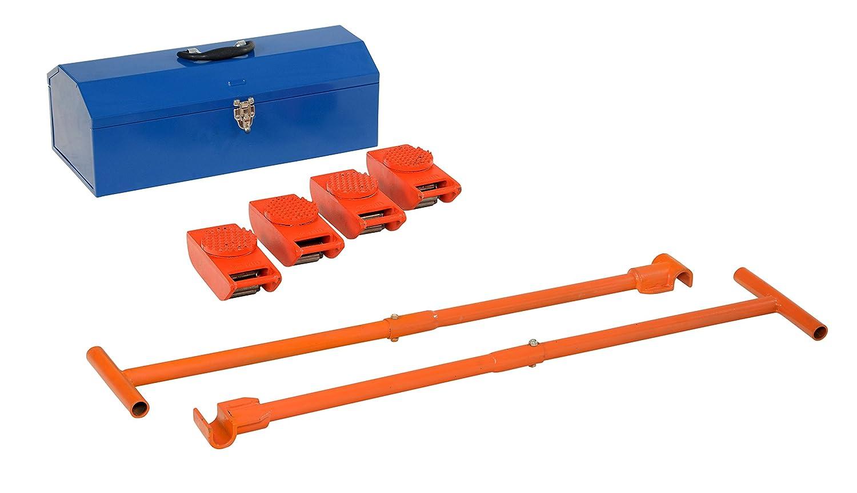 Vestil Cheap bargain VHMS-2-KIT Machine Kit Max 69% OFF Roller