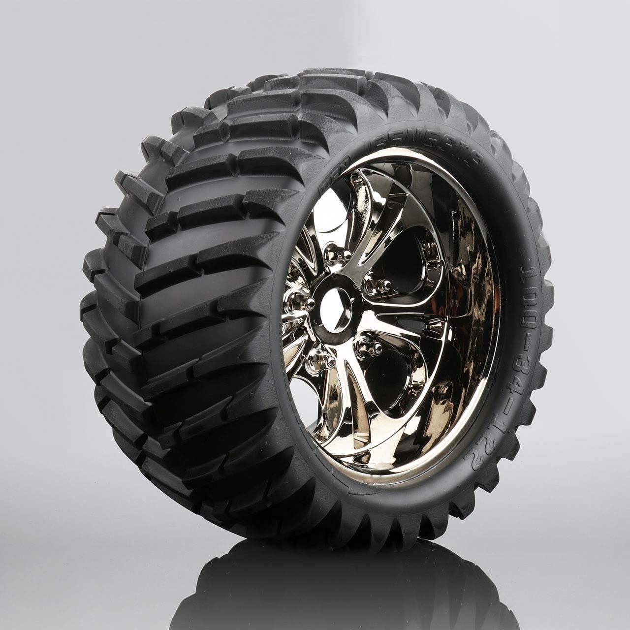 CEN Racing CEGCKR0505 V-Pattern 贈物 Tires Pre-Glu1Pr for Wheels 新品■送料無料■