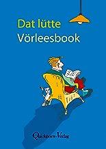 Dat lütte Vörleesbook (German Edition)