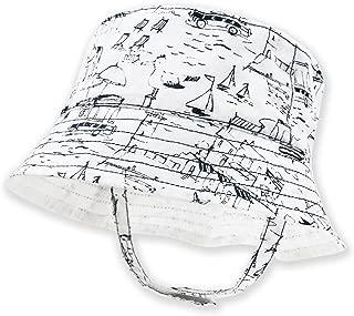 Keepersheep Infant Baby Toddler Boys' Girls' Sun Bucket Hat, Newborn Fisherman Bucket Hat