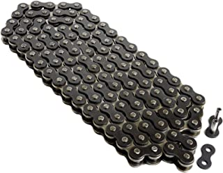 CALTRIC BLACK DRIVE CHAIN Fits HONDA VT750C VT750CD Shadow ACE 750 Deluxe 1998-2003