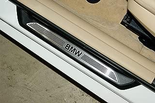 BARMECA BMW 3 Series 2012-2018 (F30/31) Chrome Door Sill Plates Set of 4