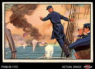 1954 Bowman U.S. Navy Victories # 14 Full Speed Ahead (Card) Dean's Cards 4 - VG/EX 2709108