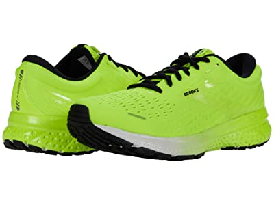 Brooks Ghost 13 (Nightlife/Black/White) Men