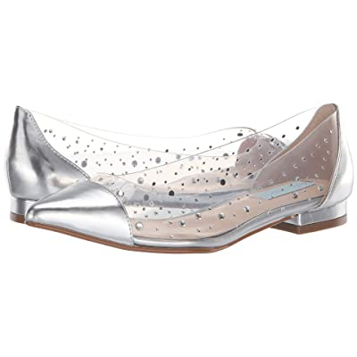 Blue by Betsey Johnson Gracy (Silver) Women