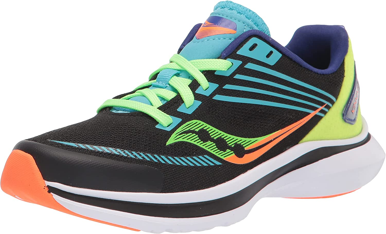 Saucony Unisex-Child Kinvara 12 Running Shoe